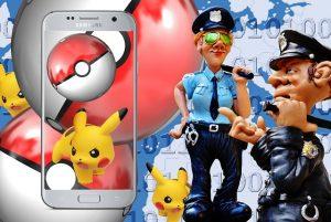 ポケモンGOと警察