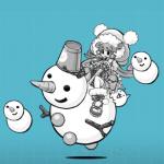 にゃんこ大戦争『雪だるまのスノーカイ』の評価と使用感